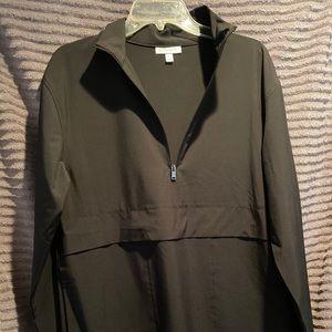 NWOT prologue workout black pullover